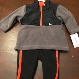 Carter baby boy outfit 3m